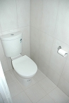 Completed Laundry and Toilet Renovation